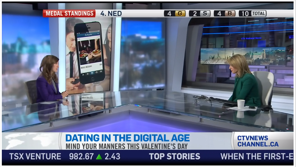 The new rules of dating in the digital age